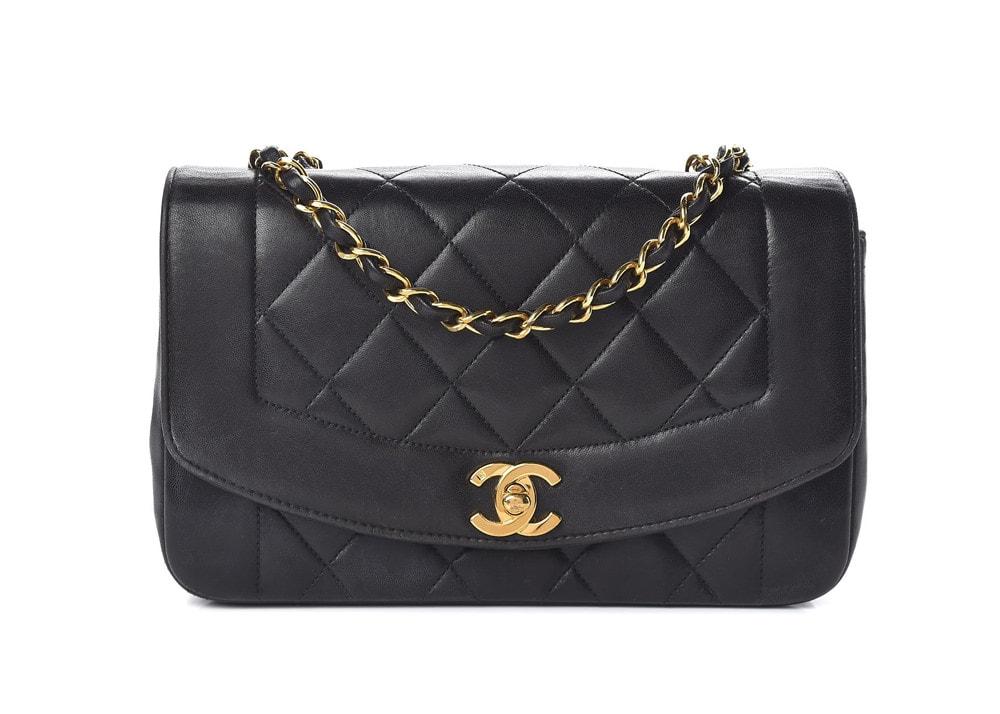 sac à rabat Chanel