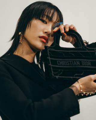 Sacs du défilé de Dior pour la collection automne 2020
