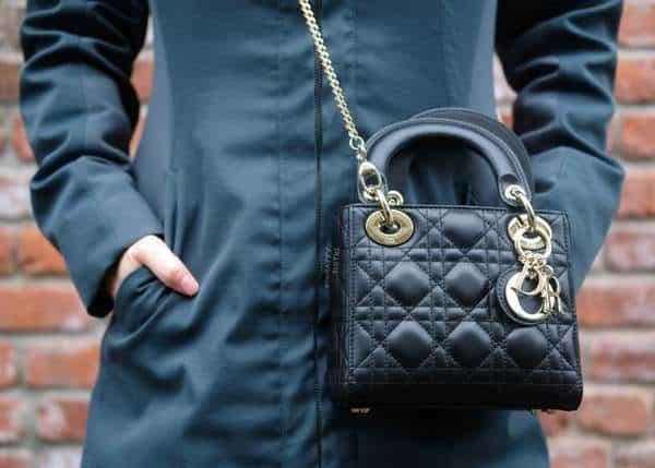 Le sac Dior Lady