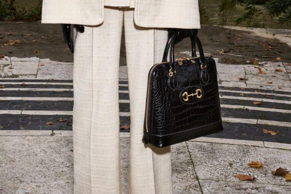 Gucci met l'accent sur ses sacs d'inspiration vintage pour la collection pré automne 2020