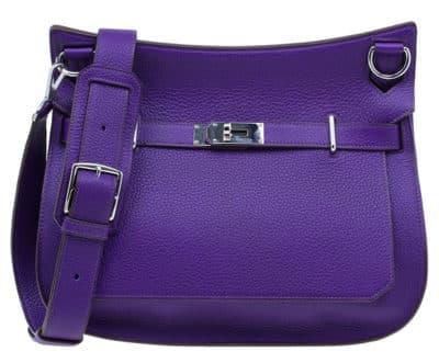 Sac Hermès Jypsiere, 8 415 $ via The Luxury Closet