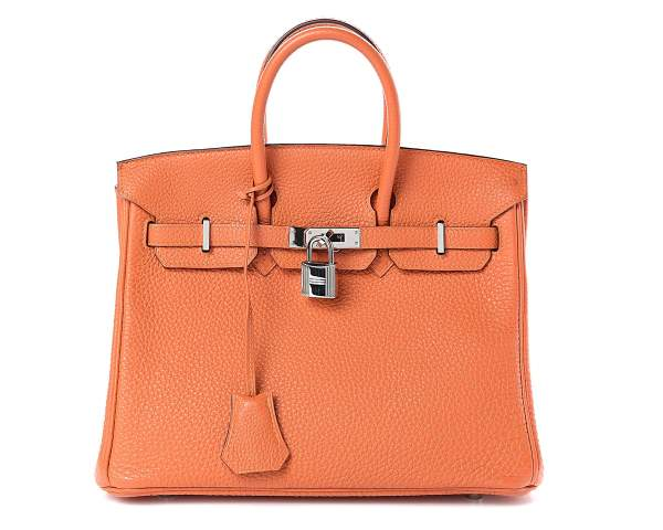 Sac Hermes Birking Orange