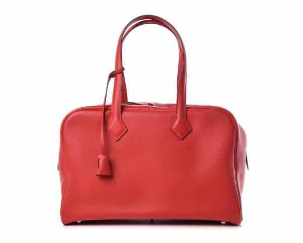 Hermes Victoria Rouge