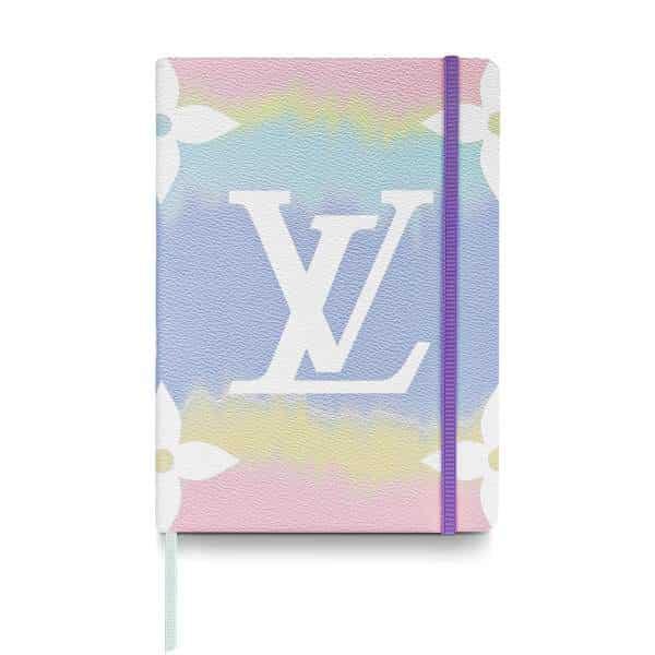 Louis Vuitton Escale Clemence Notebook