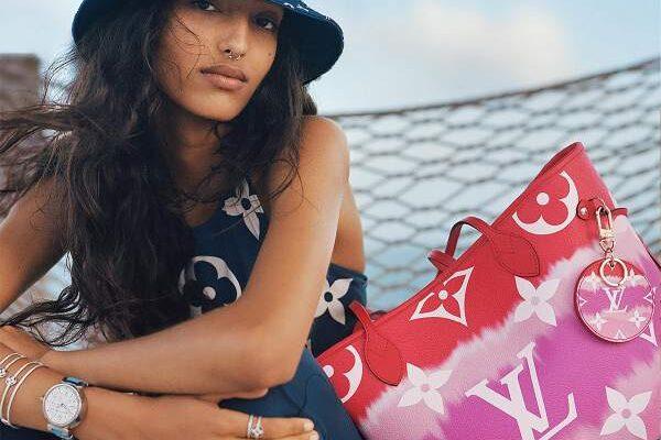 La collection Louis Vuitton Escale est disponible en ligne