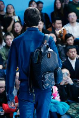 Fall Winter masculine Louis Vuitton automne / hiver 2020
