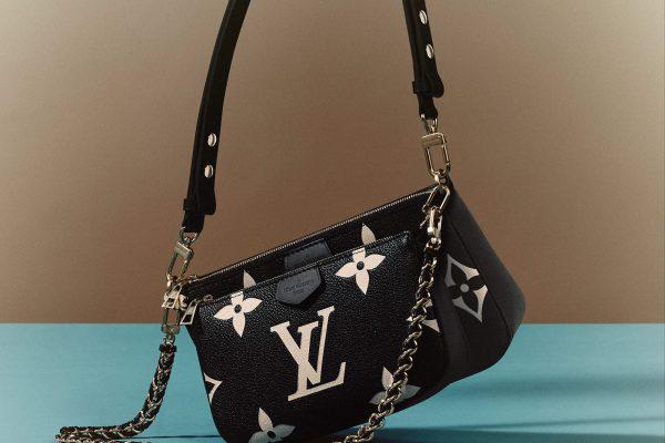 La multi-pochette de Louis Vuitton vient de faire peau neuve.