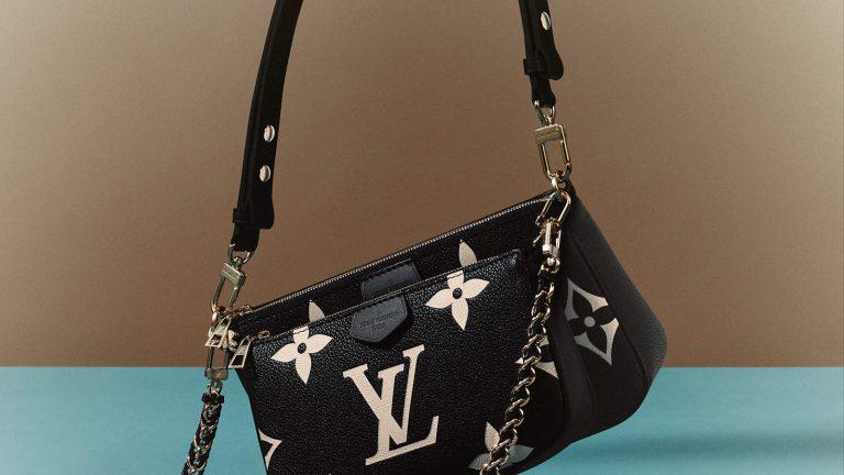 La multi-pochette de Louis Vuitton vient de faire peau neuve