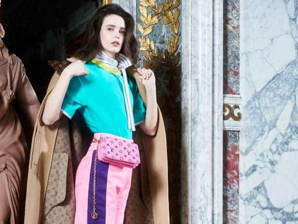 La collection pré automne 2021 de Louis Vuitton est arrivée