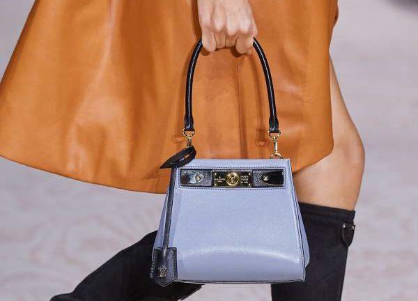 Chez Louis Vuitton, le génie du sac à main Nicolas Ghesquiere présente de nouveaux designs pour le printemps 2020