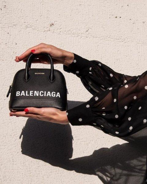Balenciaga ville XS