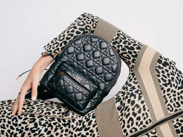 Mini sac à dos Dior
