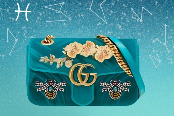Gucci Marmont Poisson