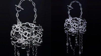 Sacs à main les plus chers - Hermes Chaine d'Ancre