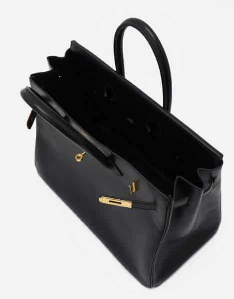 Hermès Birkin 35 Box Noir