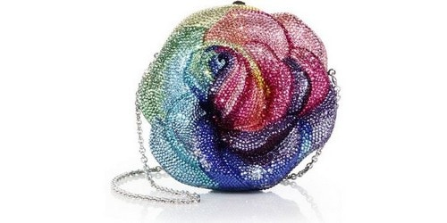 Sacs à main les plus chers - Judith Leiber Precious Rose Bag
