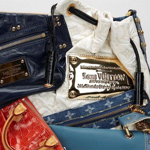 Sacs à main les plus chers - Louis Vuitton Tribute Patchwork Bag
