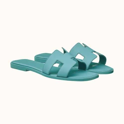 Sandales d'Oran dans le Littoral bleu d'Epsom
