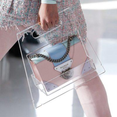 Photo du porte sac à main Balmain