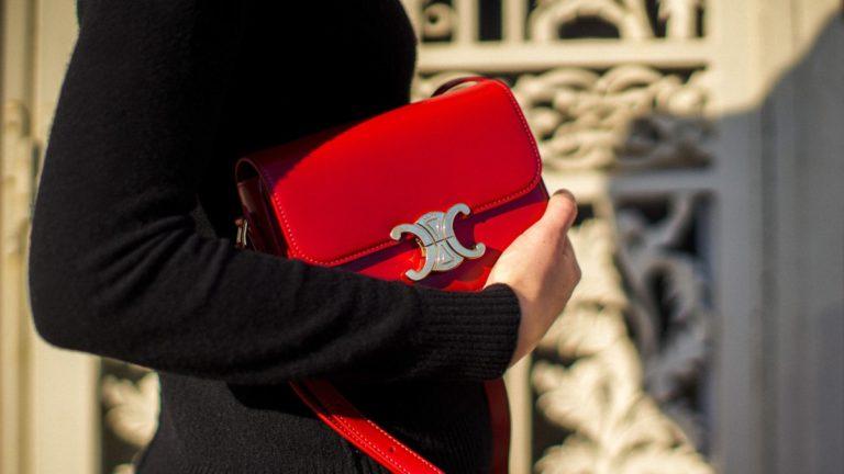 Un regard sur le sac Céline Triomphe