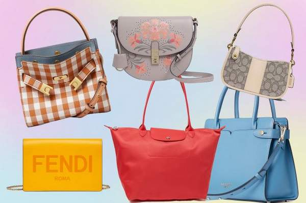 Quelles couleurs de sac pour l'été ?