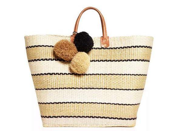 Je suis obsédée par les sacs de plage d'été