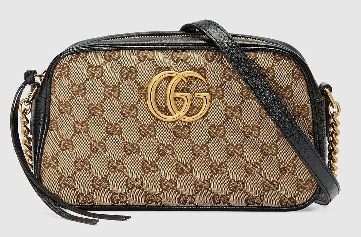 sac à épaule Gucci Marmont à seulement 850 €