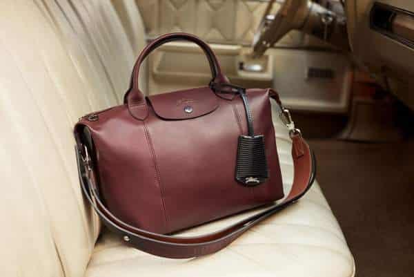 le sac iconique Le Pliage de Longchamp