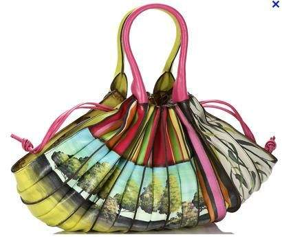 sac Loewe Fan bag Abanico