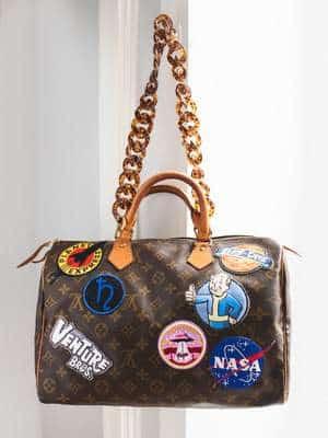 Rajouter une bandoulière sur un sac Speedy de Louis Vuitton