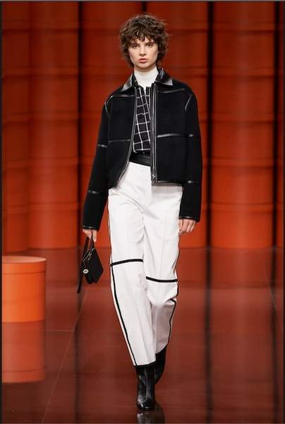 Look 15. Luxe masculin